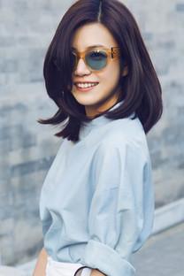 陈妍希清新风格手机壁纸