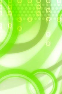 缤纷绿色系高清手机壁纸