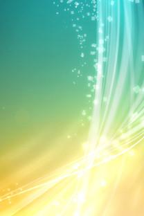 幻彩多色彩光纤手机壁纸